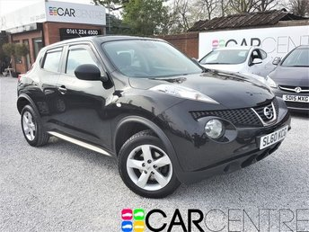 View our 2010 60 NISSAN JUKE 1.6 VISIA 5d 117 BHP