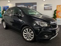 USED 2015 65 VAUXHALL MOKKA 1.4 SE 5d AUTO 138 BHP IMMACULATE, GREAT SPEC!!