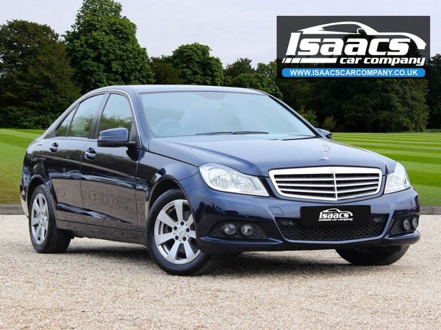 2011 11 MERCEDES-BENZ C CLASS 2.1 C220 CDI BLUEEFFICIENCY SE 4d AUTO 168 BHP