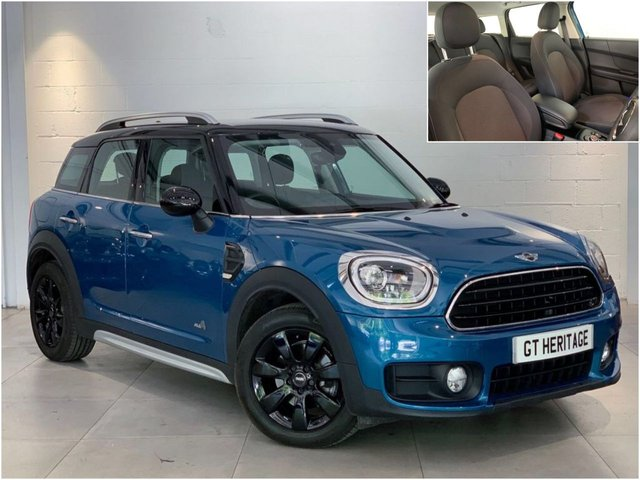 2018 67 MINI COUNTRYMAN COOPER ALL4 [SAT NAV][PDC]