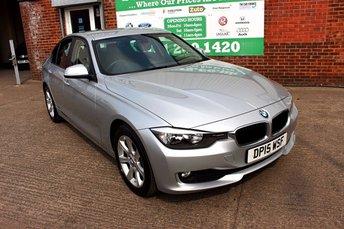 2015 BMW 3 SERIES 2.0 316D ES 4d 114 BHP £8999.00