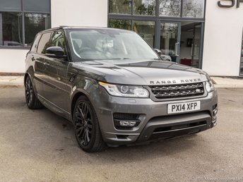 2014 LAND ROVER RANGE ROVER SPORT 3.0 SDV6 AUTOBIOGRAPHY DYNAMIC 5d AUTO 288 BHP £29890.00