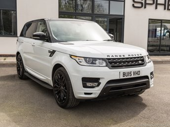 2015 LAND ROVER RANGE ROVER SPORT 3.0 SDV6 AUTOBIOGRAPHY DYNAMIC 5d AUTO 306 BHP £SOLD