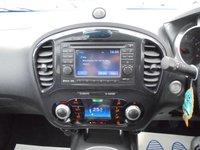 USED 2010 60 NISSAN JUKE 1.6 TEKNA 5d 117 BHP