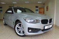 2013 BMW 3 SERIES 2.0 320D SPORT GRAN TURISMO 5d AUTO 181 BHP £12950.00