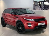 USED 2014 64 LAND ROVER RANGE ROVER EVOQUE 2.2 SD4 DYNAMIC LUX [PAN]
