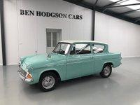 1963 FORD ANGLIA 1.0 1000 2d 39 BHP £9995.00