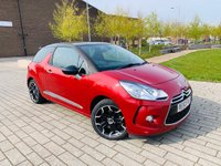 2011 CITROEN DS3 1.6L DSPORT 3d 155 BHP £4995.00
