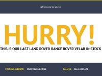 USED 2017 67 LAND ROVER RANGE ROVER VELAR 2.0 R-DYNAMIC SE D240 5d AUTO 238 BHP ( NEW MODEL ) LAND ROVER D240 VELAR SE DYNAMIC
