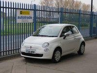 2015 FIAT 500 1.2 POP 3d 69 BHP £5000.00