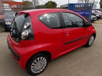 USED 2008 08 CITROEN C1 1.0 RHYTHM 3d 68 BHP NEW MOT, SERVICE & WARRANTY