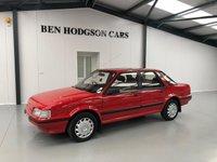 1991 ROVER MONTEGO 1.6 LX 4d 85 BHP £5995.00