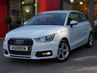 2015 AUDI A1 1.0 TFSI SPORT 3d 95 S/S £10383.00