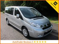 USED 2014 64 CITROEN DISPATCH 2.0 COMBI L2H1 HDI 5d 126 BHP Very Nice One Owner Low Mileage Long Wheelbase Citroen Dispatch  with  Nine Seats, Air Conditioning, Sliding Rear Doors and Citroen Service History