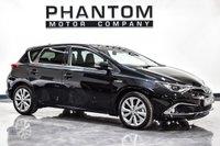 USED 2018 18 TOYOTA AURIS 1.8 VVT-I EXCEL 5d AUTO 135 BHP