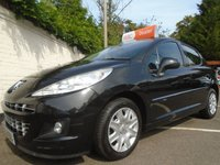 USED 2011 11 PEUGEOT 207 1.4 ACTIVE 5d 74 BHP GUARANTEED TO BEAT ANY 'WE BUY ANY CAR' VALUATION ON YOUR PART EXCHANGE