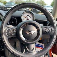 USED 2012 MINI HATCH COOPER 2.0 COOPER D 3d AUTO 110 BHP