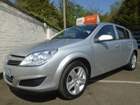 USED 2010 60 VAUXHALL ASTRA 1.6 ACTIVE 5d 115 BHP GUARANTEED TO BEAT ANY 'WE BUY ANY CAR' VALUATION ON YOUR PART EXCHANGE
