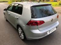 USED 2013 13 VOLKSWAGEN GOLF 1.4 GT TSI ACT BLUEMOTION TECHNOLOGY 5d 138 BHP