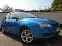 2008 FORD FOCUS 1.6 STYLE 5d 100 BHP £2999.00
