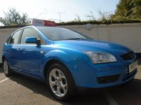 USED 2008 08 FORD FOCUS 1.6 STYLE 5d 100 BHP GUARANTEED TO BEAT ANY 'WE BUY ANY CAR' VALUATION ON YOUR PART EXCHANGE