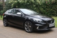 2015 VOLVO V40 2.0 D2 R-DESIGN 5d AUTO 118 BHP £11495.00