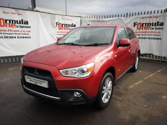 View our MITSUBISHI ASX