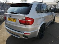 USED 2008 58 BMW X5 3.0 30d M Sport 5dr LEATHER+CLIMATE+7 SEAT