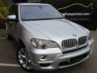 USED 2009 09 BMW X5 3.0 SD M SPORT 5d AUTO 282 BHP SAT NAV LEATHER  No Deposit Finance & Part Ex Available
