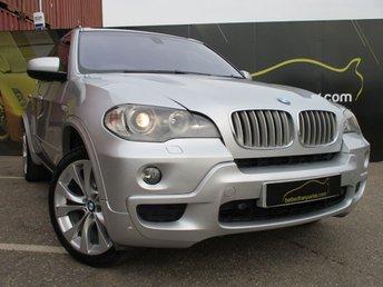 2009 BMW X5 3.0 SD M SPORT 5d AUTO 282 BHP SAT NAV LEATHER  £11995.00