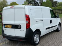 USED 2012 62 VAUXHALL COMBO VAN 1.2 2300 L2H1 CDTI 1d 90 BHP
