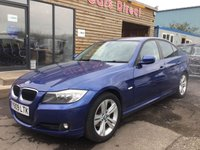 USED 2009 09 BMW 3 SERIES 2.0 318I SE BUSINESS EDITION 4d 141 BHP FULL LEATHER