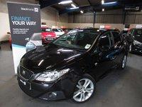 2011 SEAT IBIZA 1.6 SPORT CR TDI 5d 103 BHP £3990.00
