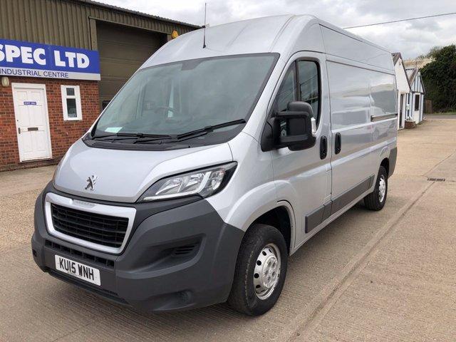 8641a2ef38 Used Peugeot vans in Tollesbury from Amavans