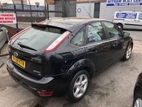 USED 2008 58 FORD FOCUS 1.6 ZETEC 5d 100 BHP *** 12 MONTHS WARRANTY ***