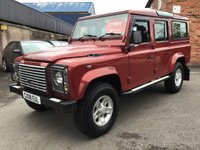 2008 LAND ROVER DEFENDER XS Station Wagon TDCi £19995.00
