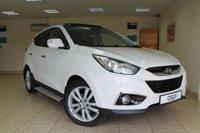 2012 HYUNDAI IX35 2.0 PREMIUM CRDI 4WD 5d AUTO 181 BHP £9450.00