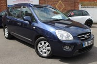 USED 2006 56 KIA CARENS 2.0 GS CRDI 5d 138 BHP
