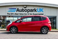 USED 2013 13 HONDA JAZZ 1.3 I-VTEC SI 5d 99 BHP LOW DEPOSIT OR NO DEPOSIT FINANCE AVAILABLE