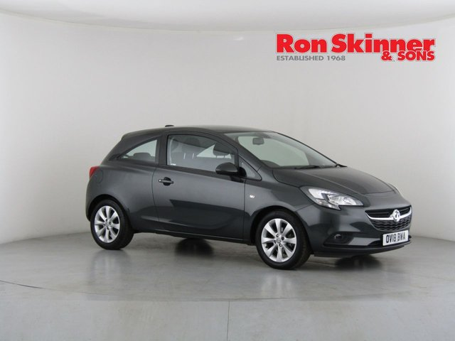 View our 2018 18 VAUXHALL CORSA 1.4 ENERGY AC 3d 74 BHP