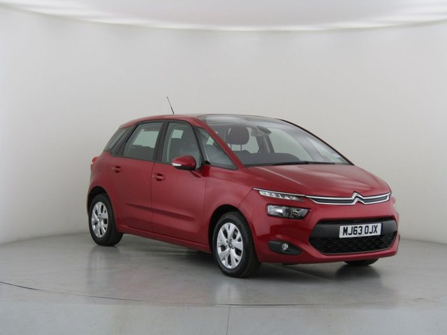 View our 2014 63 CITROEN C4 PICASSO 1.6 HDI VTR PLUS 5d 91 BHP