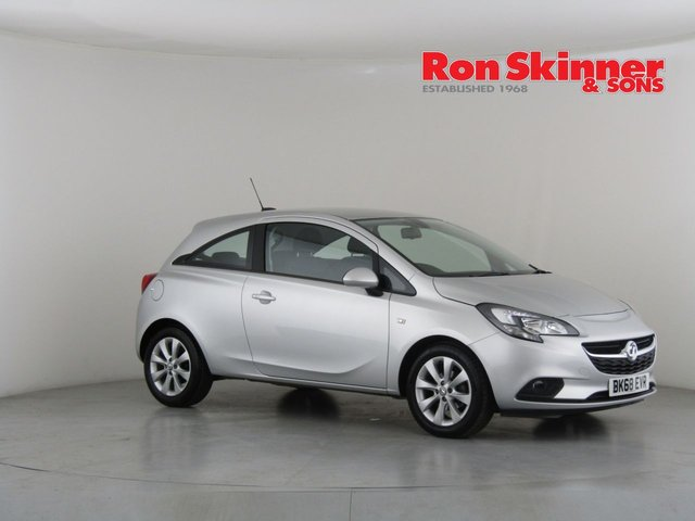 View our 2018 68 VAUXHALL CORSA 1.4 ENERGY 3d 89 BHP