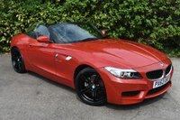 "USED 2012 BMW Z4 2.0 20i M Sport Convertible 2dr Petrol Manual sDrive (159 g/km, 184 bhp) 19""S GLOSS BLACK STUNNING FSH"