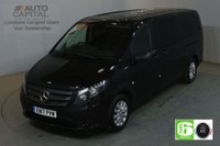 USED 2017 17 MERCEDES-BENZ VITO 2.1 114 BLUETEC TOURER SELECT 136 BHP EXTRA LWB EURO 6 AUTO AIR CON 9 SEATER £22,990+VAT EURO 6 ENGINE