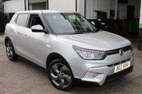 2016 SSANGYONG TIVOLI  1.6 EX 5d AUTO 126 BHP £10500.00