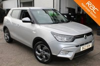USED 2016 SSANGYONG TIVOLI 1.6 EX 5d AUTO 126 BHP VIEW AND RESERVE ONLINE OR CALL 01527-853940 FOR MORE INFO.
