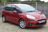USED 2008 58 CITROEN C4 PICASSO 1.6 VTR PLUS HDI 5STR 5d 108 BHP Free 12  month warranty