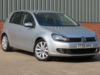 2009 VOLKSWAGEN GOLF 2.0 GT TDI 5d 138 BHP £SOLD