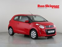 USED 2016 66 CITROEN C1 1.0 FEEL 3d 68 BHP