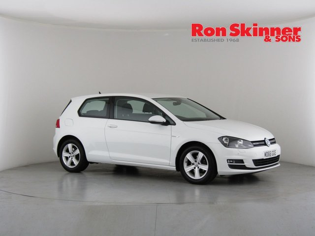 View our 2017 66 VOLKSWAGEN GOLF 1.0 MATCH EDITION TSI BLUEMOTION 3d 114 BHP
